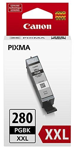 Canon PGI-280 XXL Pigment Black Ink Tank, Compatible to: TS8120,  TS6120, TR7520, TR8520, TS9120, TS8120