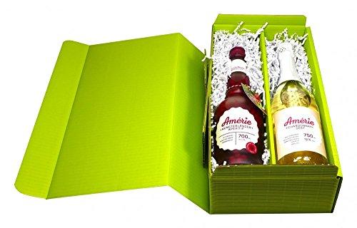 Geschenkbox Amerie und Chardonnay Sekt