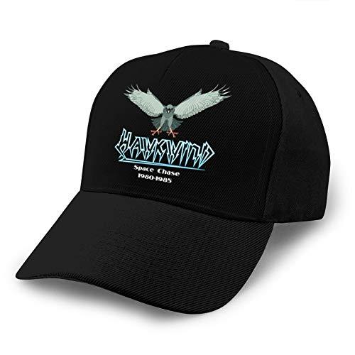 Gorras de béisbol Sombrero Protección Solar Ajustable Gorra de béisbol Sombreros Casuales Gorra de Camionero Unisex Baseball Cap Hawk-Wind