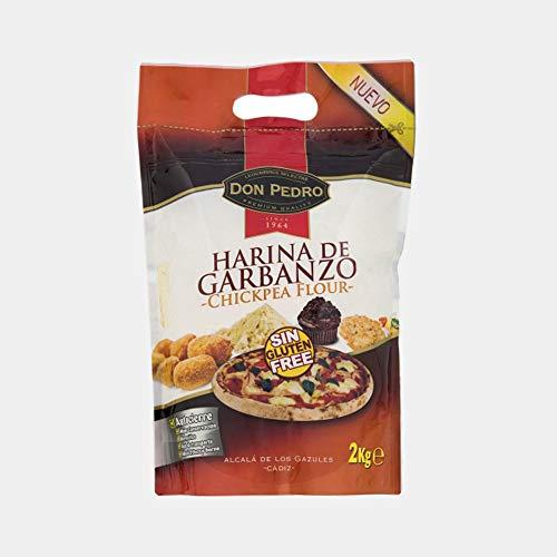 Harina de Garbanzo   Sin Gluten       2 Kg
