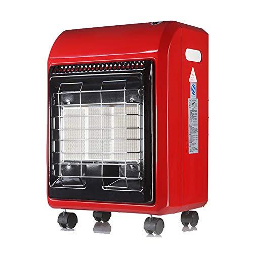 CCFCF Gaskachel, gasverwarming, geïntegreerde piëzo-ontsteker, infrarood keramische brander