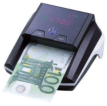 Contador y detector de dinero de Q-Connect