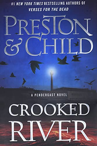 Image of Crooked River (Agent Pendergast Series, 19)