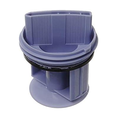 Genuine Bosch Drain Pump Fluff Filter for Bosch CWF, WAE, WM54850 Series
