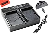 BM Premium Camera & Camcorder Battery Chargers