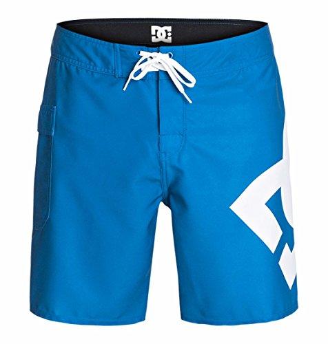 DC Clothing Herren Badeshorts, Gr. 33, Blue (Snorkel Blue)