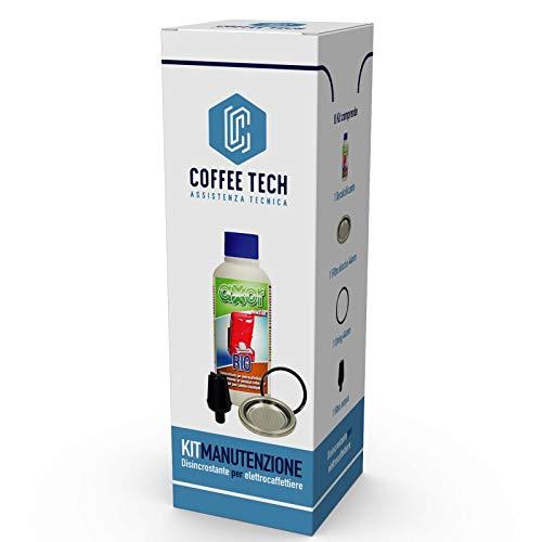 Kit Manutenzione Macchine da caffè a cialde 44mm-Ricambi-Frog didiesse-faber slot-Aroma-Grimac ottimo prodotto per rigenerare la tua macchina