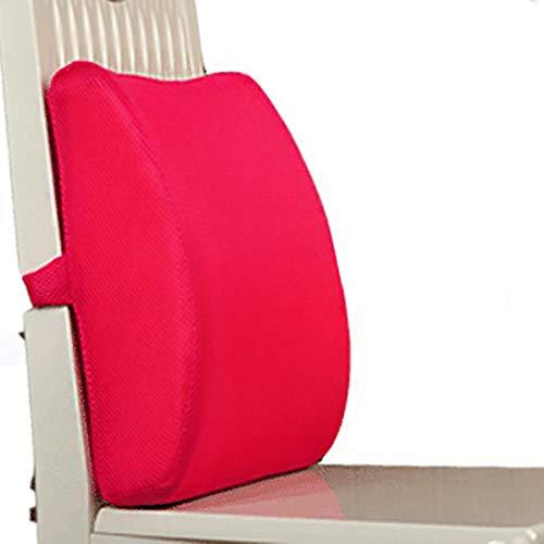 Little East Four Seasons universeel, elastisch en ademend kantoor zitkussen voor multifunctioneel gebruik, lang reboundnet met lange gesp, 32 x 31 x 10 cm
