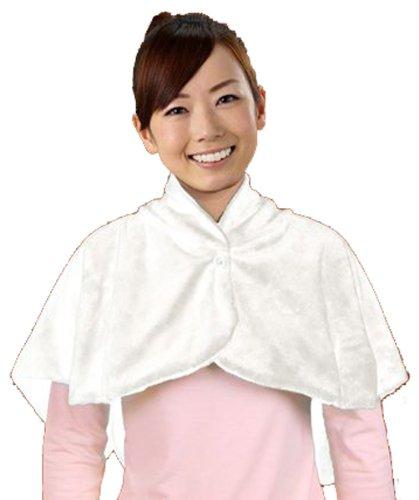 天使のウォーマー(首・肩用)7864ホワイト