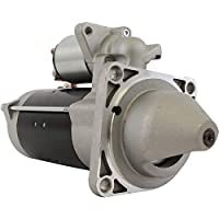 DB Electrical SBO0307 Starter Compatible With/Replacement For 24 Volt Bosch Iveco Aifo Benfra Fiat Allis 0-001-231-010, 500325185, 8060 8061 8065, Benfra Backhoe Loader, Allis FL5 FL5B FR7 FE12 FE16