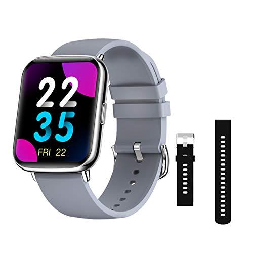 2021 NUEVO X27 Smart Watch Sleep Monitoring Información Información Recordatorio Corredaje Cardíaco Monitoreo De La Presión Arterial Ejercicio IP68 Reloj Inteligente Impermeable Para Ios Android,F