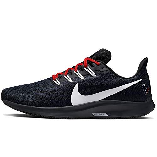 Nike Houston Texans Air Zoom Pegasus 36 - Zapatillas de Running para Hombre