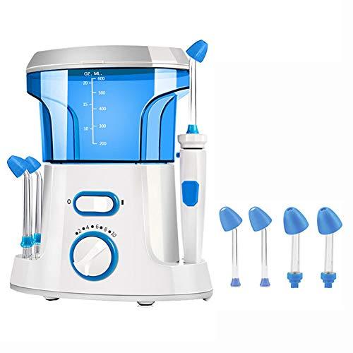 ZCPDP Lavado Nasal Eléctrico Neti Pot Washes Sal Nasal Spray para Rinitis Niños Adultos Rinitis Irrigador Nasal Adecuado para Nariz Seca y Mocosa