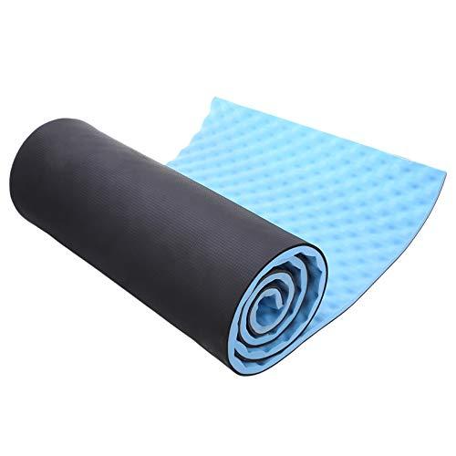 CRSM kussen Acupressuurmassage verlichten pijn in de rug stop pad acupunctuur massage yogamat 180 * 50 * 1,5 cm P0