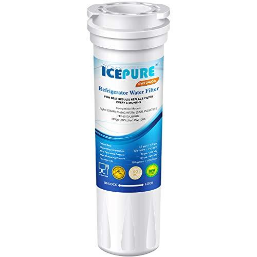 IcePure Koelkast Water Filter voor Fisher & Paykel 836848, 836860, Amana 67003662, Vergelijkbare Koelkast Water Filter Vervanging - 2 Pack