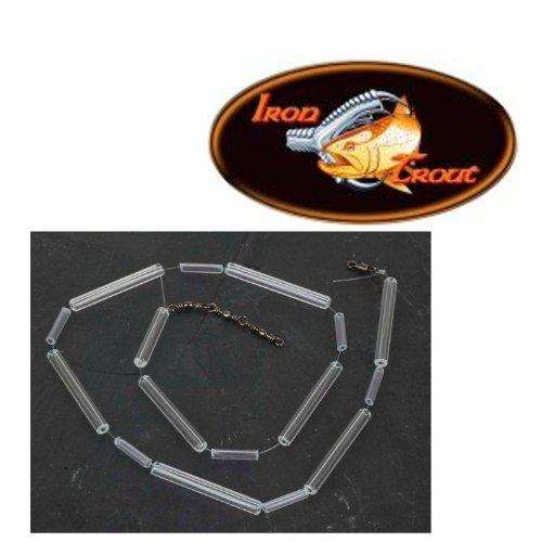 Sänger Iron Trout Collana Glaskette 3g 8077003 Tremarella