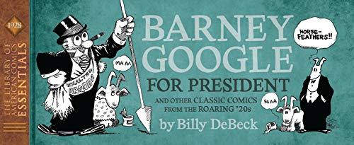 LOAC Essentials Vol 14: Barney Google 1928 (The Library of American Comics Essentials)