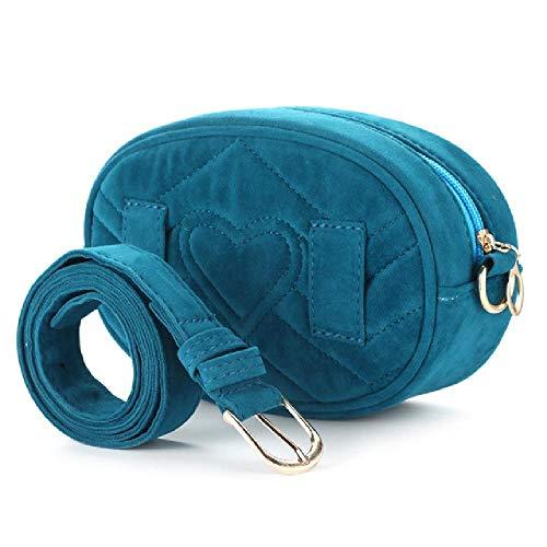 YoxYo Taschen für Frauen Pack Gürteltasche Frauen Runde Gürteltasche Luxusmarke Leder Brust Handtasche Beige Hohe Qualität