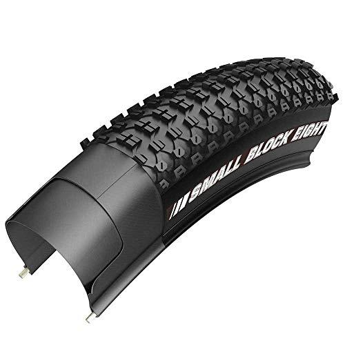 Kenda - Neumático para Bicicletas - Small Block 8 Junior Preferred - Uso MTB - Medida: 24'X 2.10 - TPI 30 - Para Ruedas Traseras o Delanteras - Aro Rígido - Color Negro