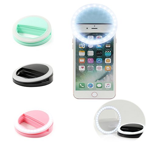 UKCOCO Luz de Relleno para Samsung Galaxy iPhone Flash Lite 36...