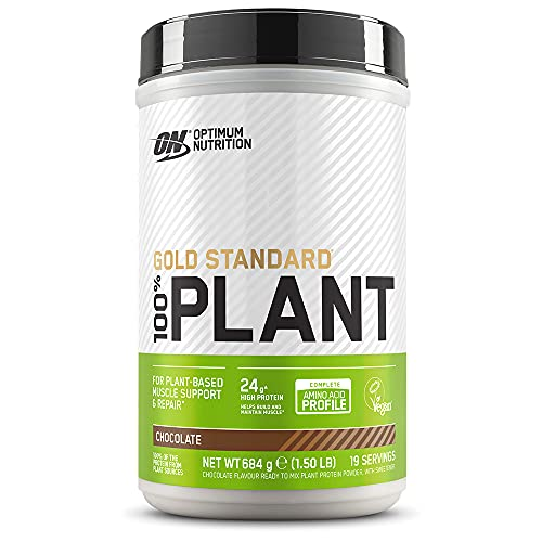 Optimum Nutrition Gold Standard 100 Percent Plant Vegan