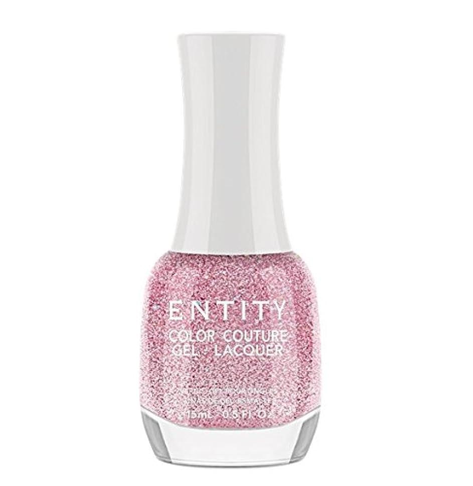 土地マルコポーロ科学者Entity Color Couture Gel-Lacquer - Glitzerazzi - 15 ml/0.5 oz
