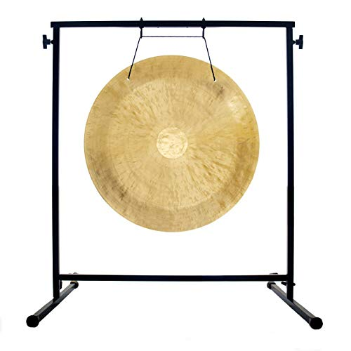 20' to 26' Gongs on the Fruity Buddha Gong Stand