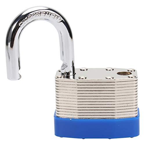 TEHAUX Luggage Locks 4 Digit Combination Padlocks 45MM Anti Theft Travel Lock for Suitcases Baggage Door Fence Toolbox Cabinet