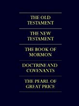 THE COMPLETE LDS SCRIPTURES | THE LDS QUADRUPLE COMBINATION (Fully Illustrated Edition) The King James Bible / The Book of Mormon / The Doctrine and Covenants ... and Covenants | The Pearl of Great Price 1)