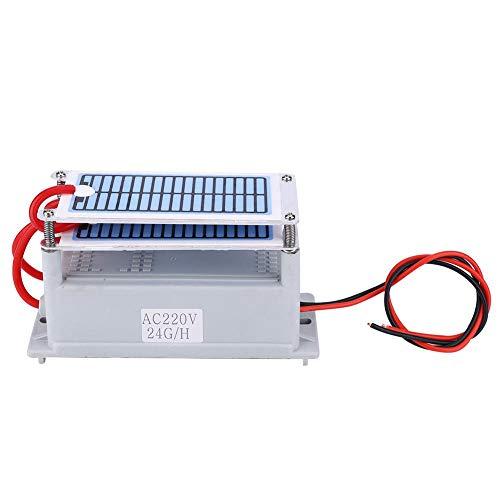 Generador ozono cerámica 24 g Placa cerámica integrada