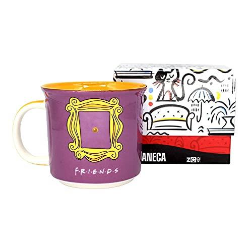 Caneca Porcelana -Friends - 350ml - 10024114