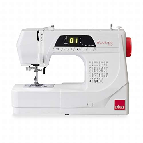 Máquina de coser automática Elna Experience 450
