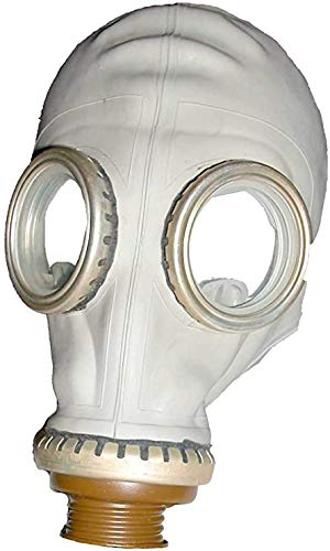 Military Outdoor Clothing Never Issued Russian Gas Mask with Swiss Filter (Costume) (0)