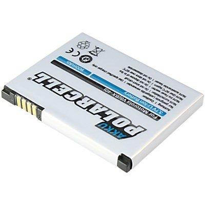 cellePhone PolarCell Akku Li-Ion kompatibel mit Motorola Razr2 V8 - Moto U8 U9 V9 V10 ZN5 (Ersatz für BX40)