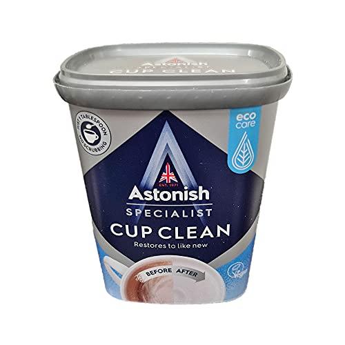 Astonish Cup Clean Smacchiatore 1 x 350 g per boccette tazze e tazze