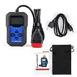 Yctze Scanner diagnostico per auto, lettore di codice per scanner diagnostico OBDII per auto per Seat Oil Reset Light Service Strumento diagnostico EPB KW350 V007 OBD2 adatto per A1 A3 A4 A5 A6 A7 A8