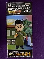 品 フィギュア バンプレスト クリリン 劇場版ワールドコレクタブルフィギュア vol.3 DB劇021