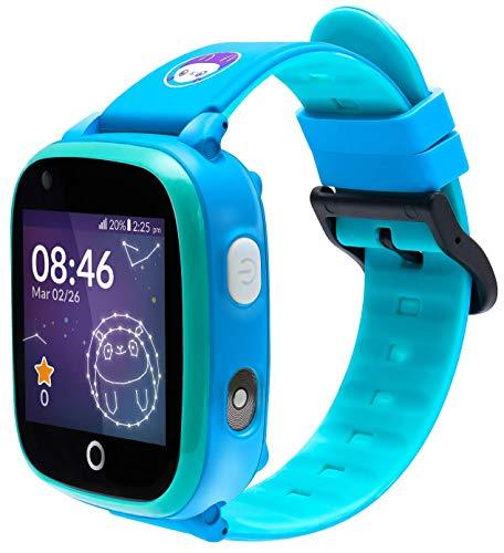 SoyMomo Space 4G - Reloj GPS para niños 4G -...