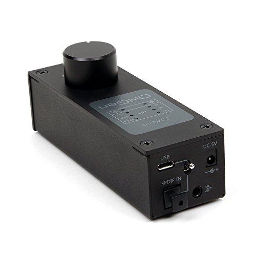 Micca OriGen G2 High Resolution USB DAC and Preamplifier - 24-Bit/192kHz PCM