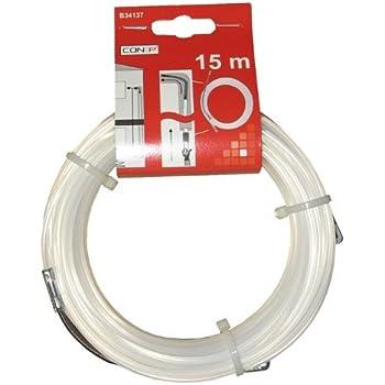 Inotech Hbf Gu/ía para cable nailon, 10 m