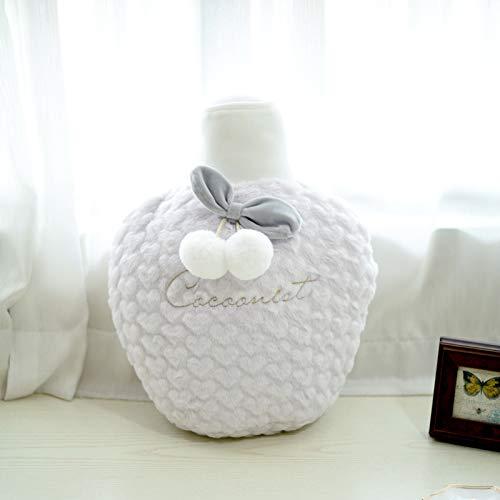 FGHHJ Kleine Frische Luft Parfüm Decke Kissen Dual-Use-Nickerchen Kissen, Kissen Kissen Fenster Foto Requisiten Mädchen Geschenk, Trompete, Lavendel Kissen