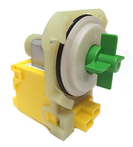 SpareHome® - Bomba de desagüe para lavadoras Fagor, Aspes y Edesa Tipo Universal