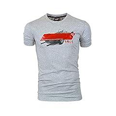 Puma Camiseta Manga Corta Hombre con Gráfico Ferrari