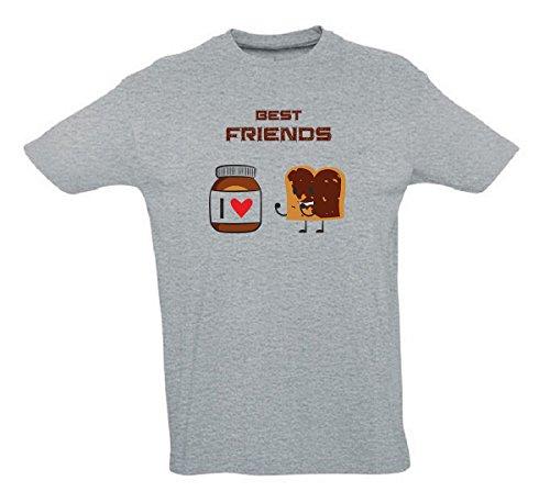 Nutella Funny Mens & Ladies/Herren & Damen Unisex T-Shirt (S)