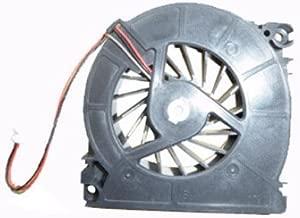 FixTek Laptop CPU Cooling Fan Cooler for Toshiba Qosmio F20 Series
