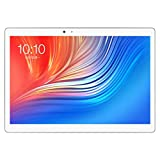 Tablet-PC 10.1' Full HD TECLAST T20 Android Tablet 4G LTE (2560X1600 IPS, 8100mAh, , Type-C, RAM de 4GB, ROM de 64GB , 13MP+8MP, Fingerabdruck Entsperren,...