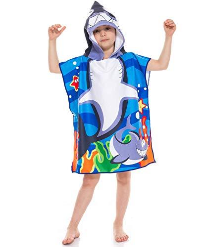 Cute Toddler Hooded Beach Bath Towel