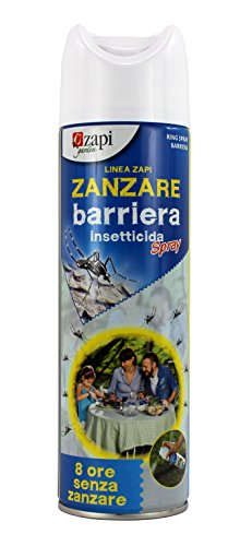 Insetticida spray Zapi zanzare barriera 500ml