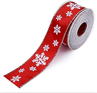 Best snowman christmas ribbon Reviews