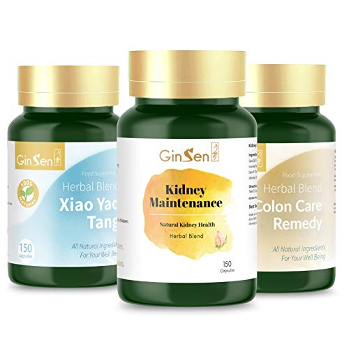 Indigestion and Celiac Kit Helps with Conditions Such as Bloating, Gas, Trapped Wind, Mucus, Diarrhoea, Constipation, Flatulence & Cramp Pains, Natural Herbal Supplement, Chinese Medicine, Made in UK